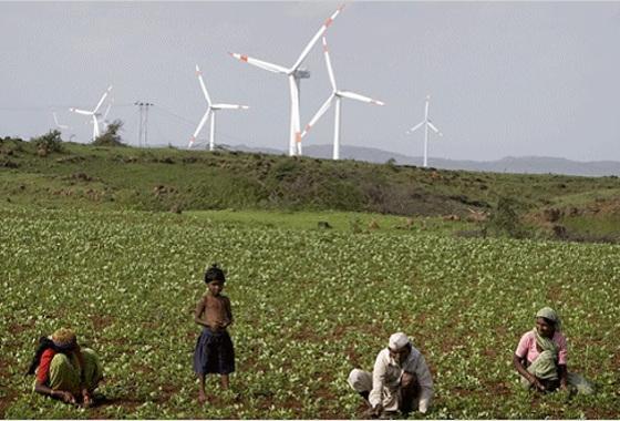 Windenergie indien