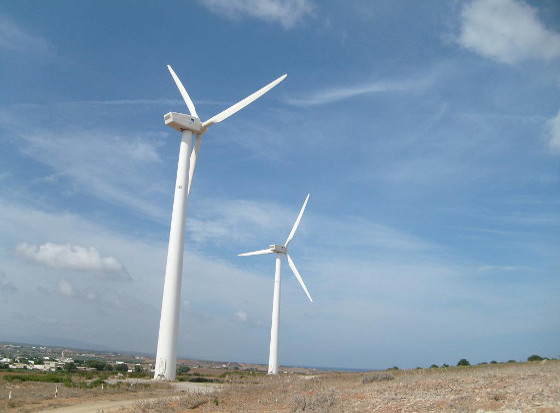 Windpark Sidi Daoud